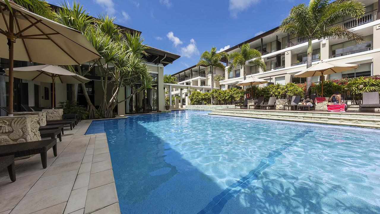 Oaks Santai Resort Casuarina - Accommodation Gold Coast