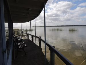 PS Federal Retreat Paddle Steamer Goolwa - Accommodation Gold Coast