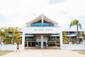 The Lord Byron - Accommodation Gold Coast