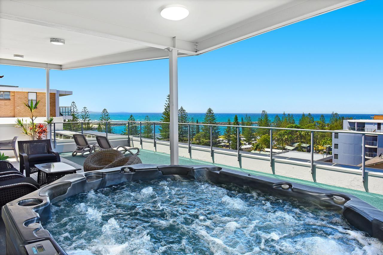 Macquarie Waters Boutique Apartment Hotel - Accommodation Gold Coast