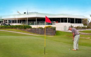 cluBarham Golf Resort - Accommodation Gold Coast