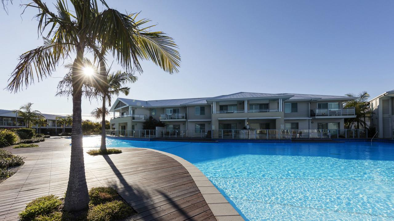 Oaks Pacific Blue Resort - Accommodation Gold Coast