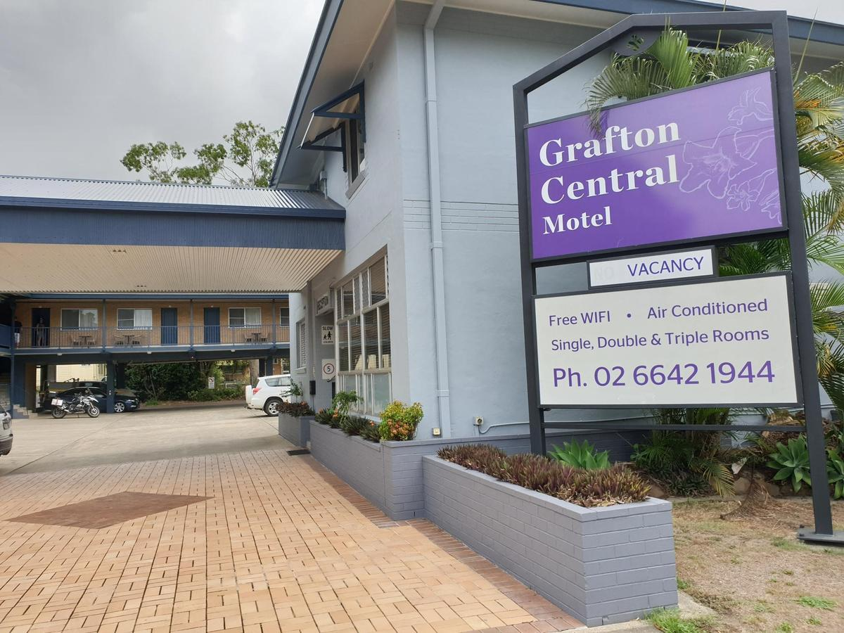 Grafton Central Motel - Accommodation Gold Coast