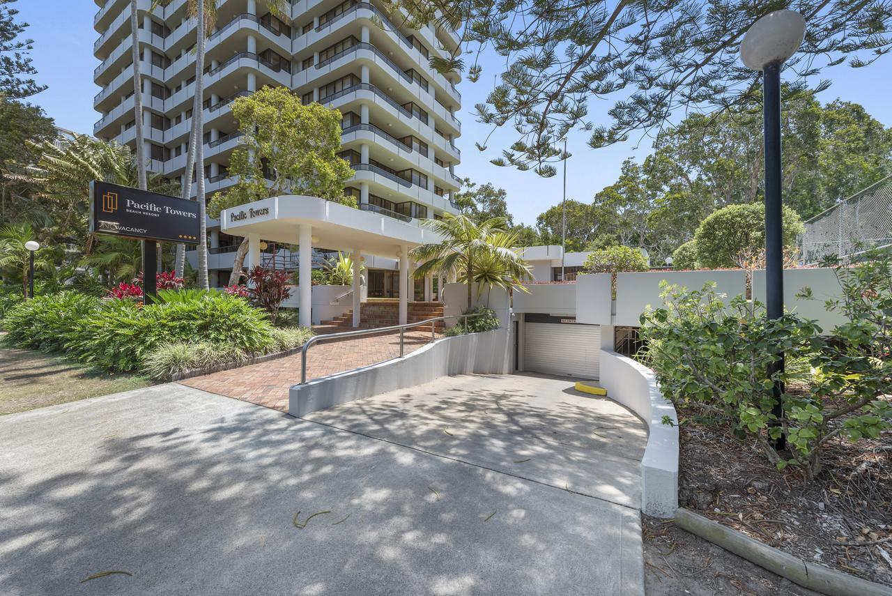 Pacific Towers Beach Resort - Accommodation Gold Coast