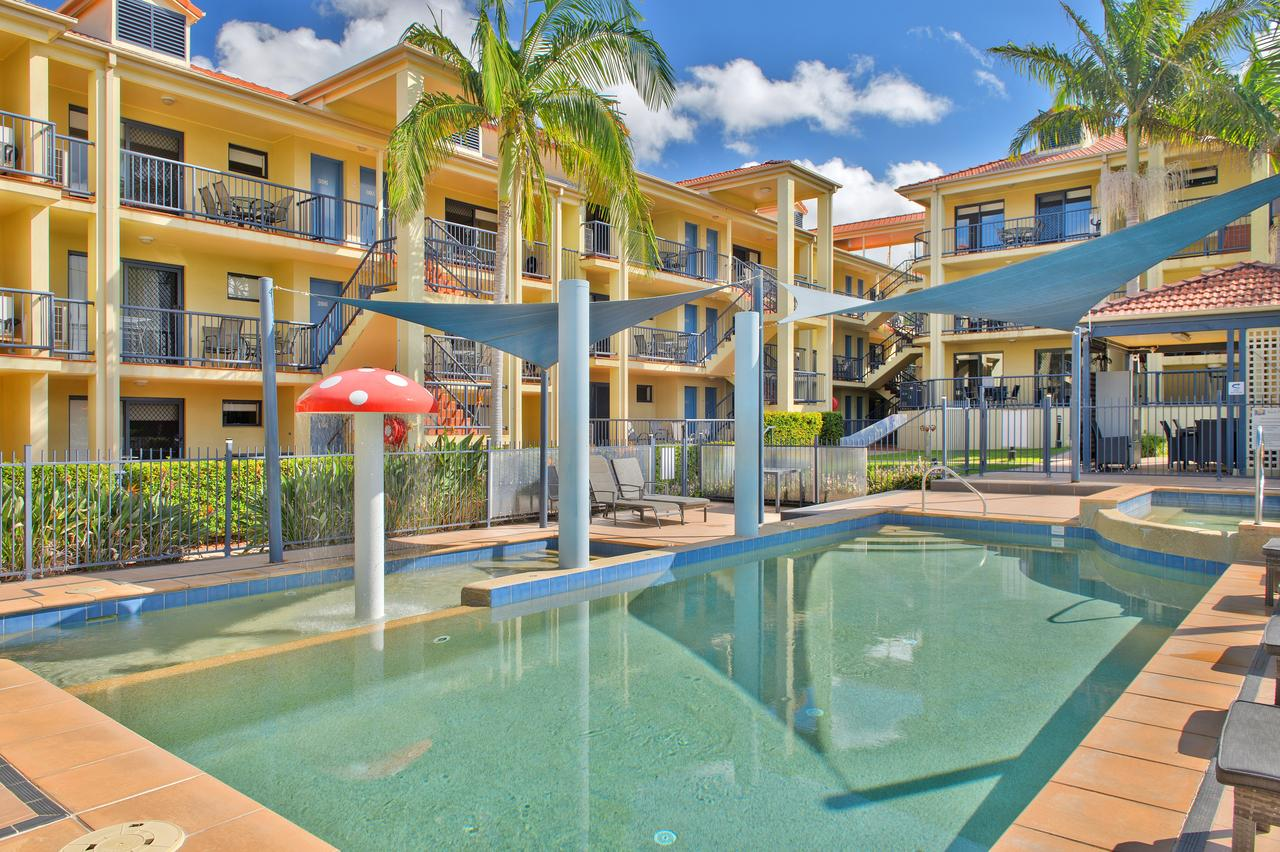 South Pacific Apartments - Accommodation Gold Coast
