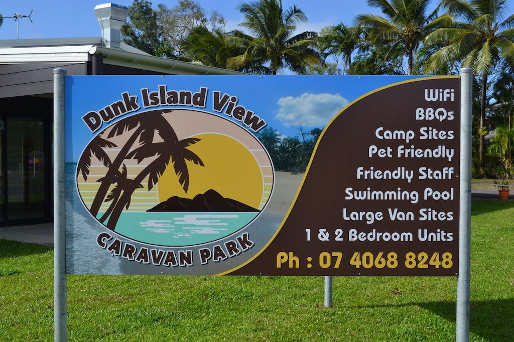 Dunk Island View Caravan Park - Accommodation Gold Coast