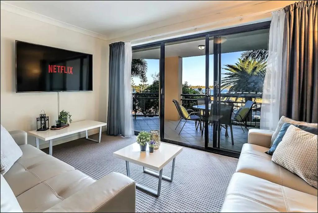 Gold Coast Apartment At Sandcastles On Broadwater - Accommodation Gold Coast