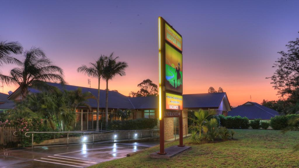Heritage River Motor Inn - Accommodation Gold Coast