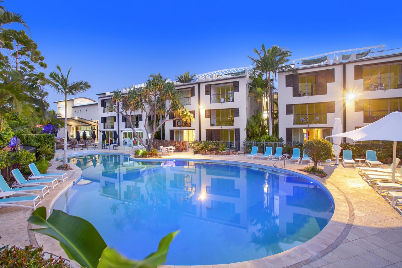 Noosa Blue Resort - Accommodation Gold Coast