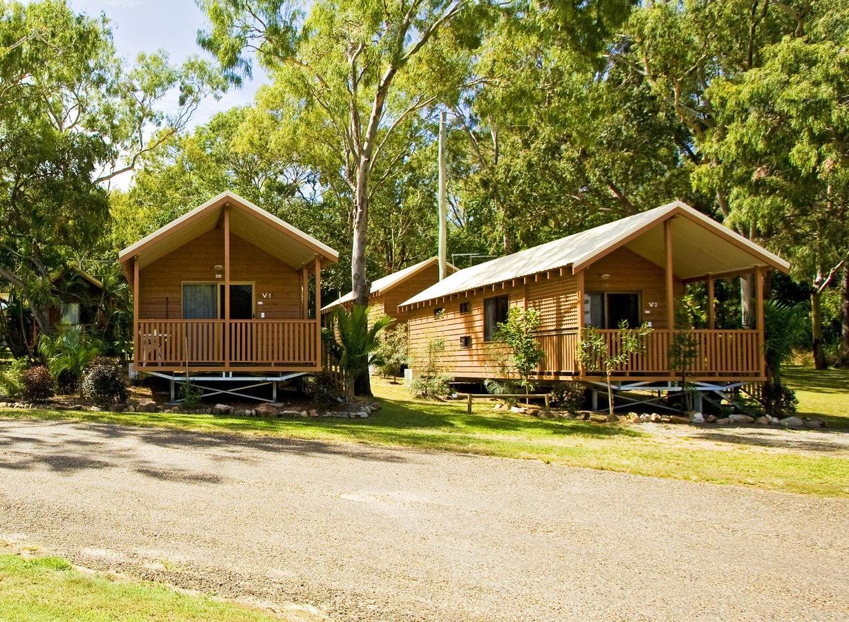 Captain Cook Holiday Village 1770 - Accommodation Gold Coast