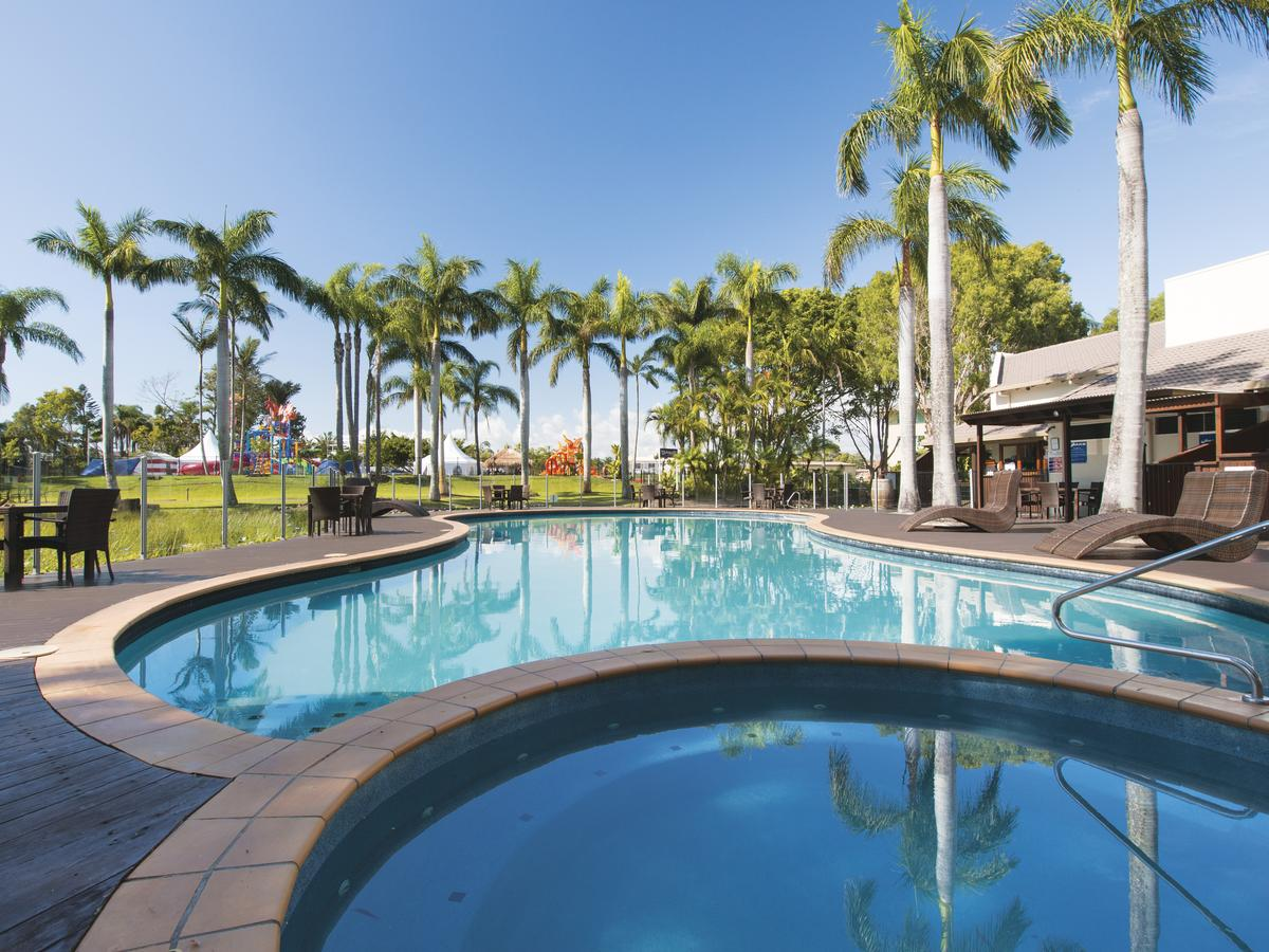 Oaks Oasis - Accommodation Gold Coast