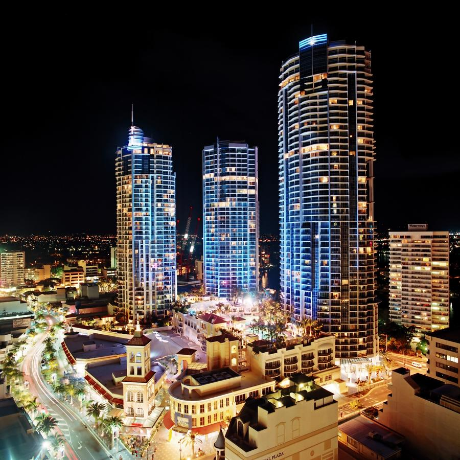Mantra Towers of Chevron - Accommodation Gold Coast
