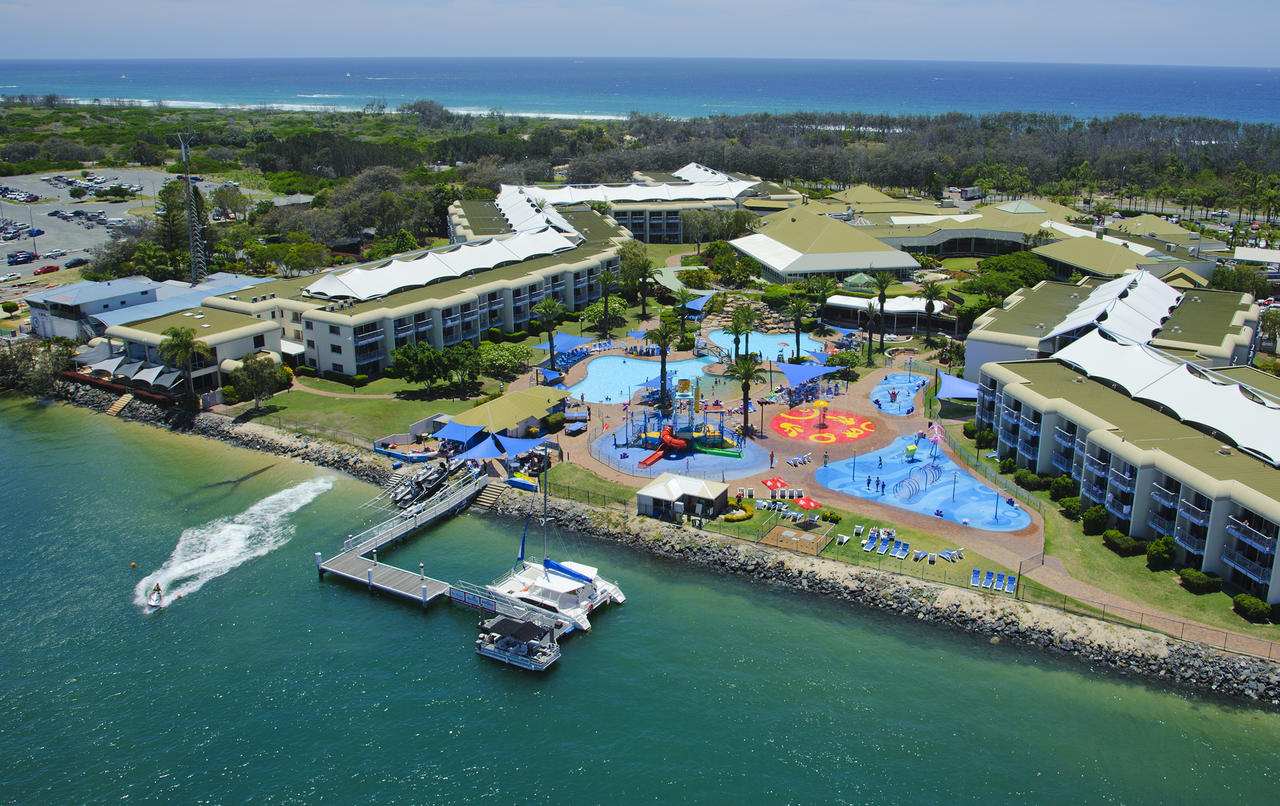 Sea World Resort  Water Park - Accommodation Gold Coast