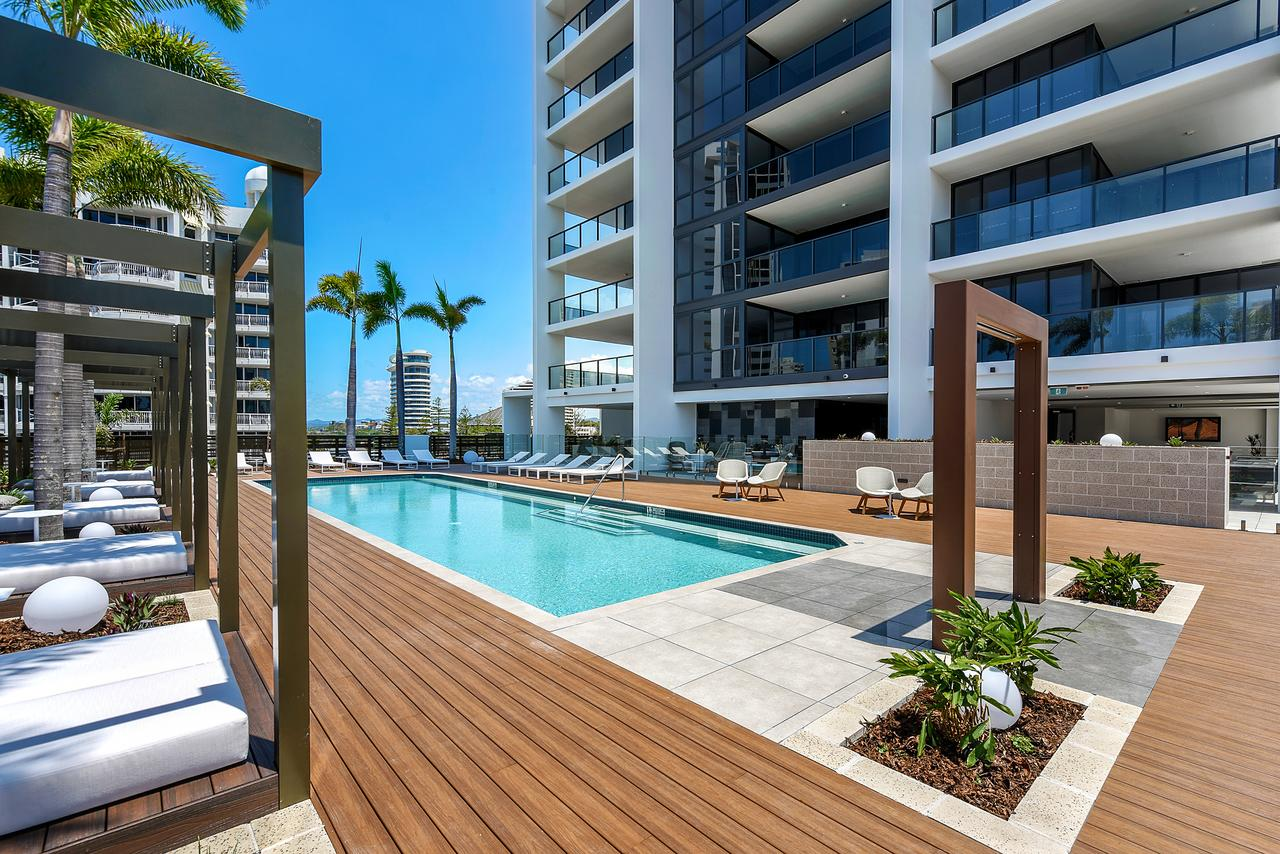 Qube Broadbeach - Accommodation Gold Coast