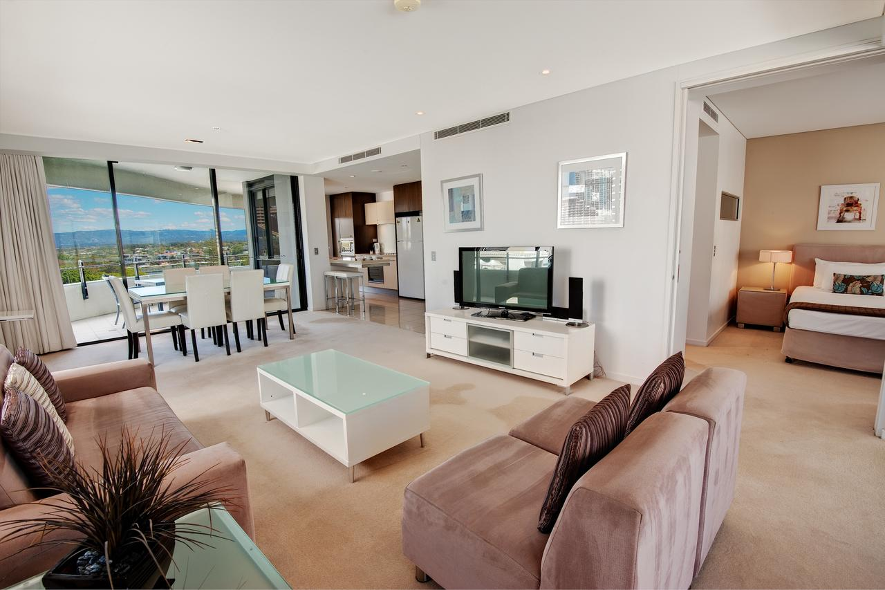 The Wave Resort - Accommodation Gold Coast