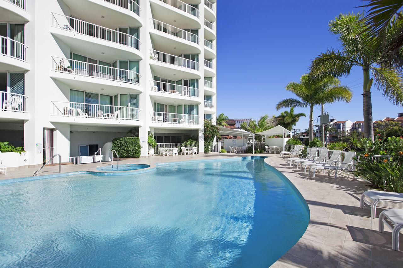 Crystal Bay On The Broadwater - Accommodation Gold Coast