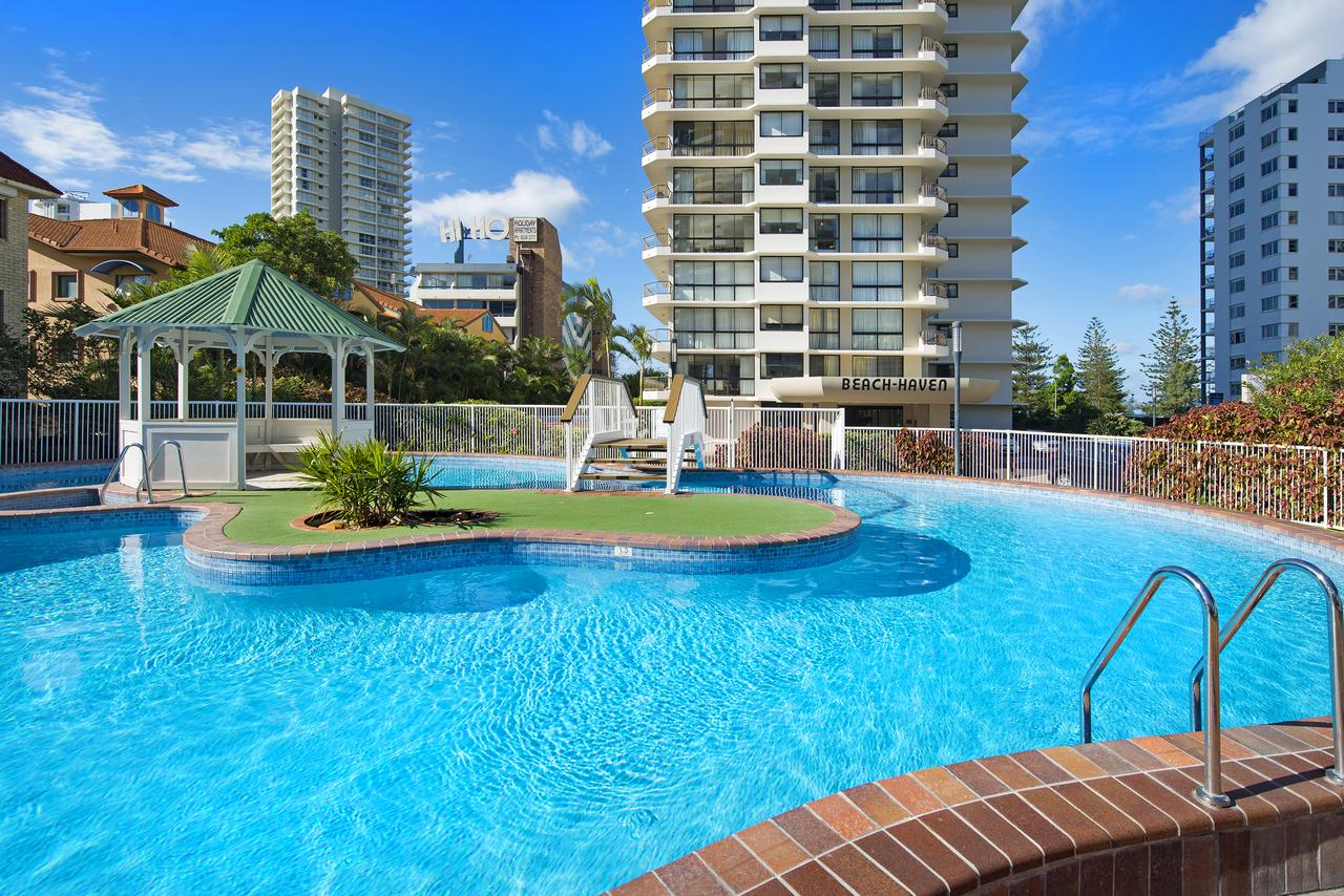 ULTIQA Beach Haven on Broadbeach - Accommodation Gold Coast