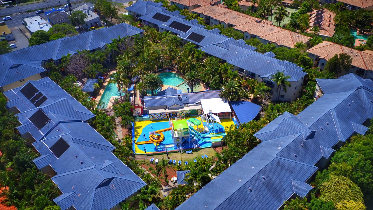 Turtle Beach Resort - Accommodation Gold Coast