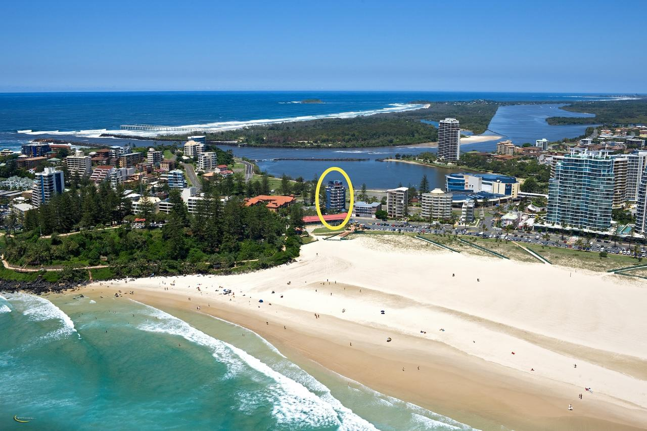 Komune Resort and Beach Club Greenmount Beach - Accommodation Gold Coast