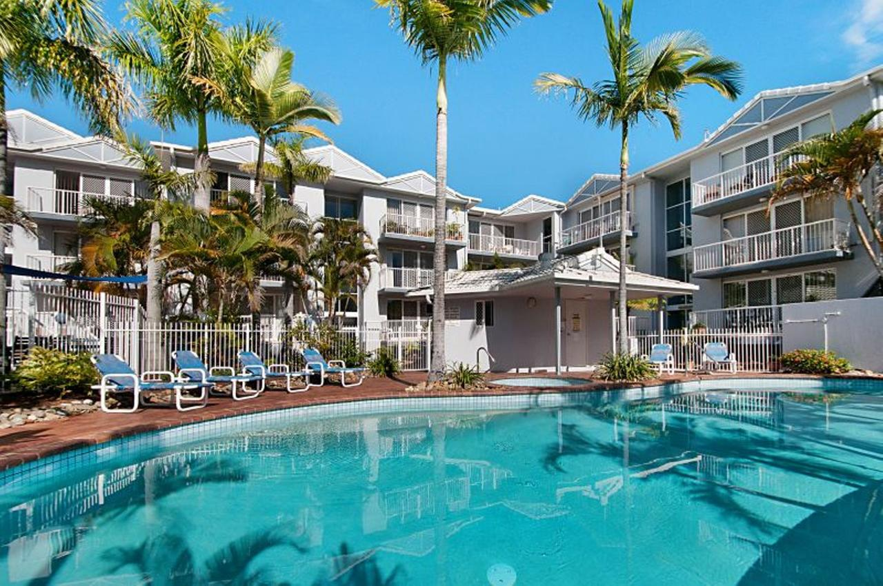 Champelli Palms Apartments - Accommodation Gold Coast