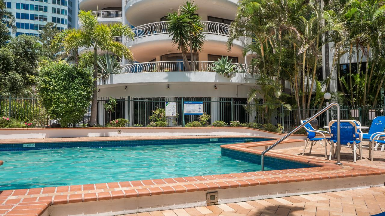 Aegean Resort Apartments - Official - Accommodation Gold Coast