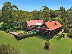 Toad Hall Byron Hinterland-Tintenbar - Accommodation Gold Coast
